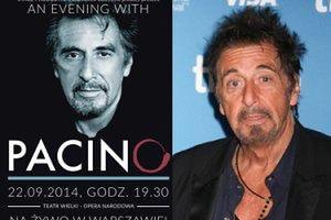 Z OSTATNIEJ CHWILI: Al Pacino ODWOŁAŁ WIZYTĘ W POLSCE!
