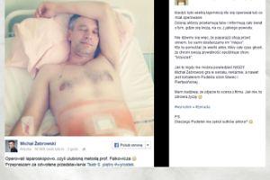 """Dorota Wróblewska ostro o Żebrowskim: """"#wyrostek = #żenada"""""""