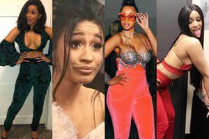 Tak wygląda następczyni Nicki Minaj! Cardi B będzie nową królową rapu? (ZDJĘCIA)
