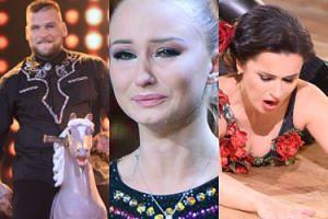 """Tymczasem w """"Tańcu z Gwiazdami"""": Popek """"ociepla wizerunek"""" koniem, Littlemonster96 płacze... (ZDJĘCIA)"""