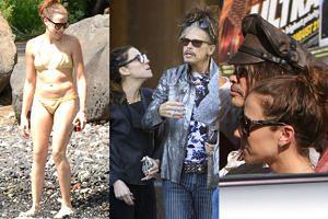 Steven Tyler ma kochankę o 10 lat młodszą od... swojej córki, Liv Tyler!