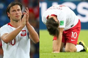 """Mundial 2018: Krychowiak przyznaje: """"ZAWIEDLIŚMY WAS, ale i samych siebie. Znowu będziecie Z NAS DUMNI"""""""