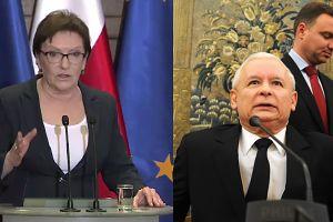 """Ewa Kopacz: """"Politycy PiS boją się wejść z nami do windy, jakbyśmy byli trędowaci!"""""""