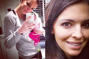 Wendzikowska pozuje z miesięczną córką (FOTO)