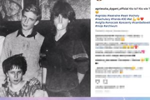 Agnieszka Dygant wspomina czasy młodości (FOTO)
