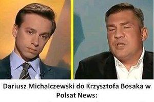 Michalczewski do Bosaka...