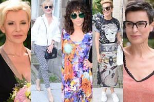 Dojrzałe celebrytki bawią się na otwarciu sklepu: Smaszcz-Kurzajewska, Racewicz, Kukulska w przebraniu hipiski... (ZDJĘCIA)