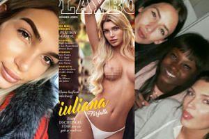 """Transpłciowa modelka trafiła na okładkę """"Playboya""""! Piękna? (ZDJĘCIA)"""