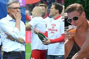 """Polscy piłkarze pili alkohol na zgrupowaniach przed mundialem? """"Trener nic z tym nie zrobił"""""""