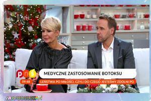 Śniadaniowka TVP2 promuje botoks