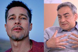 """Gonera: """"Nigdy nie piłem przez lata jak Brad Pitt. Musiałem jednak wspierać się terapeutą!"""""""