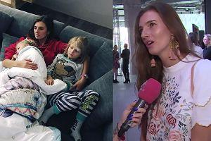 """Szczawińska o prozie życia: """"Ogarniam trzy psy i dwójkę dzieci w 25 minut!"""""""
