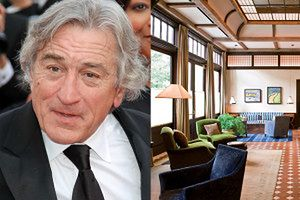 De Niro wynajmuje jeden z NAJDROŻSZYCH apartamentów w Nowym Jorku!