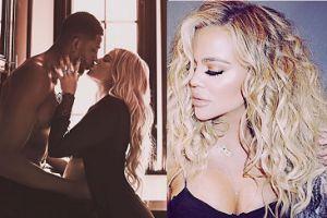 """Zdradzana Khloe Kardashian chciała, by Tristan był przy porodzie. """"Nie chce, żeby oskarżenia wpłynęły na ten wyjątkowy moment"""""""