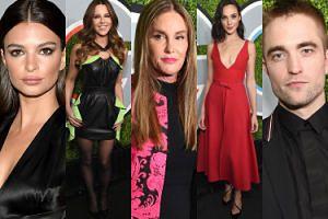 """Gwiazdy na rozdaniu nagród dla """"mężczyzn roku"""": Ratajkowski, Gadot, Jenner, Pattinson... (ZDJĘCIA)"""