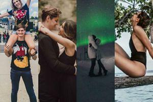 Podróżnicze zdjęcia Polaka i Portugalki podbijają Instagram! Wiodą idealne życie?