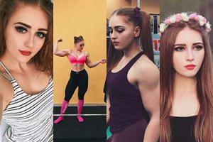 """Skrzyżowanie """"Barbie"""" z """"Hulkiem"""": Poznajcie Julię Vins (ZDJĘCIA)"""