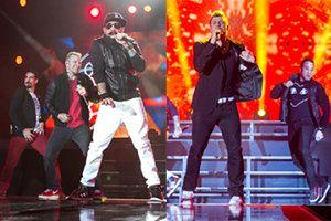 Backstreet Boys ŚPIEWAJĄ W WARSZAWIE! (FOTO+WIDEO)