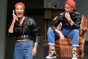 Brodzik znów w teatrze! Gra lesbijkę! (ZDJĘCIA)