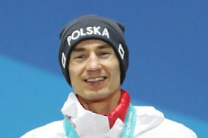 """Kamil Stoch wyszedł w trakcie programu na żywo: """"Nie mogę tego zrobić w takich warunkach!"""""""