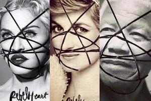 Madonna porównuje się do... księżnej Diany i Nelsona Mandeli!