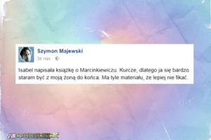 Majewski komentuje książkę o Marcinkiewiczu