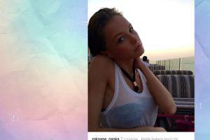 Roxy Gąska wspomina czasy piękna i młodości