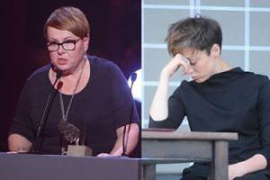 """Łepkowska krytykuje Przybysz: """"Ona ma być ikoną walki o prawa kobiet?"""""""