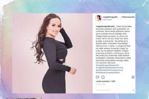 """Godlewska też próbuje """"coachować"""" na Instagramie"""