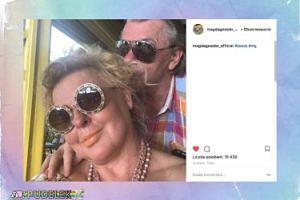 """Magda Gessler przesyła """"besosy"""" z Kostaryki"""