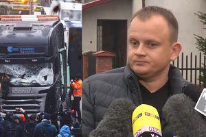 """Właściciel ciężarówki z berlińskiego zamachu: """"Rany kłute były widoczne. WIDAĆ BYŁO, ŻE KIEROWCA WALCZYŁ"""""""