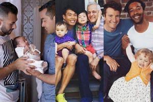 Geje pokazują, jak wygląda ich życie z adoptowanymi dziećmi (ZDJĘCIA)