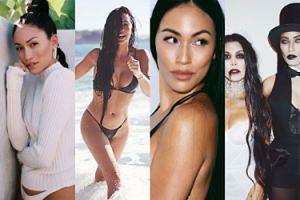 Była asystentka Kim Kardashian została modelką! Piękniejsza od szefowej? (ZDJĘCIA)