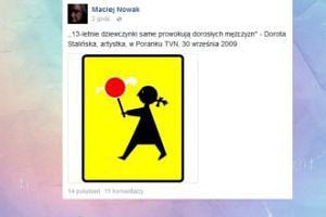 Maciej Nowak przypomina słowa Stalińskiej