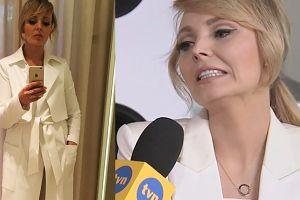 """Jastrzębska o wyjeździe do Cannes: """"Jak można nie zrobić sobie selfie na czerwonym dywanie?!"""""""