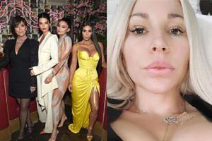 """Kardashianki zerwały współpracę ze swoją długoletnią makijażystką. """"Rodzina już z nią nie rozmawia"""""""