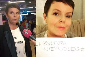 """Korwin Piotrowska: """"Politycy to banda idiotów, nie mam do nich szacunku"""""""
