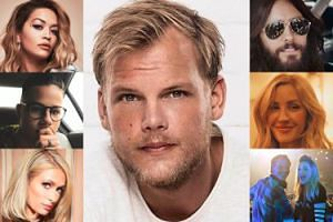 Gwiazdy żegnają DJ Avicii: Madonna, Calvin Harris, Rita Ora i... Allan Krupa (ZDJĘCIA)
