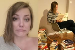 """Isabel nadal promuje książkę: """"Niektórzy dzięki mojej książce dowiedzieli się, co to E-BOOK!"""""""