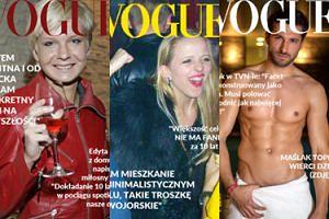 """Tak może wyglądać okładka pierwszego numeru """"Vogue Polska""""! (DUŻO ZDJĘĆ)"""