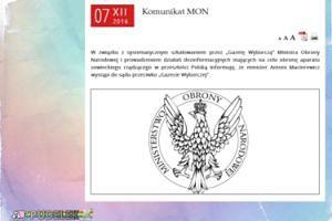 """Macierewicz pozywa """"Gazetę Wyborczą"""""""