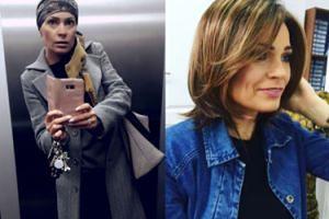 """Dziennikarka Polsat News pokazała się w peruce: """"Szykowałam się na brak włosów"""""""