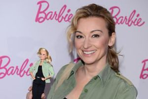 Wojciechowska ma swoją własną... lalkę Barbie! (ZDJĘCIA)