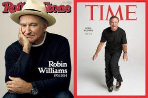 Robin Williams w chwili śmierci był TRZEŹWY!