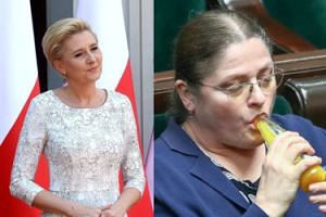 Krystyna Pawłowicz zmienia styl. Chce być jak Pierwsza Dama