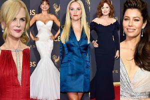 Gwiazdy na gali Emmy: Kidman, Vergara, Witherspoon, Sarandon, Biel... (DUŻO ZDJĘĆ)