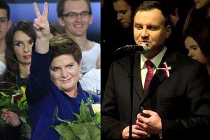 """Duda: """"Będziemy mieli rząd z bardzo dobrym premierem, Beatą Szydło. Prawo będzie wreszcie przestrzegane!"""""""