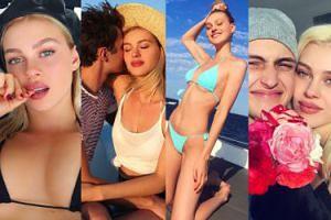 """Brat sióstr Hadid i 23-letnia modelka chwalą się miłością na Instagramie. Nowa """"power couple""""? (ZDJĘCIA)"""
