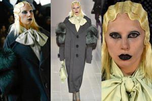 Lady Gaga NA WYBIEGU u Marca Jacobsa! (ZDJĘCIA)