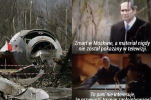 """""""Gazeta Wyborcza"""" pokazała ZWIASTUN FILMU O KATASTROFIE SMOLEŃSKIEJ! """"Wierzy pani w te brednie? Zrobili badania DNA?"""""""